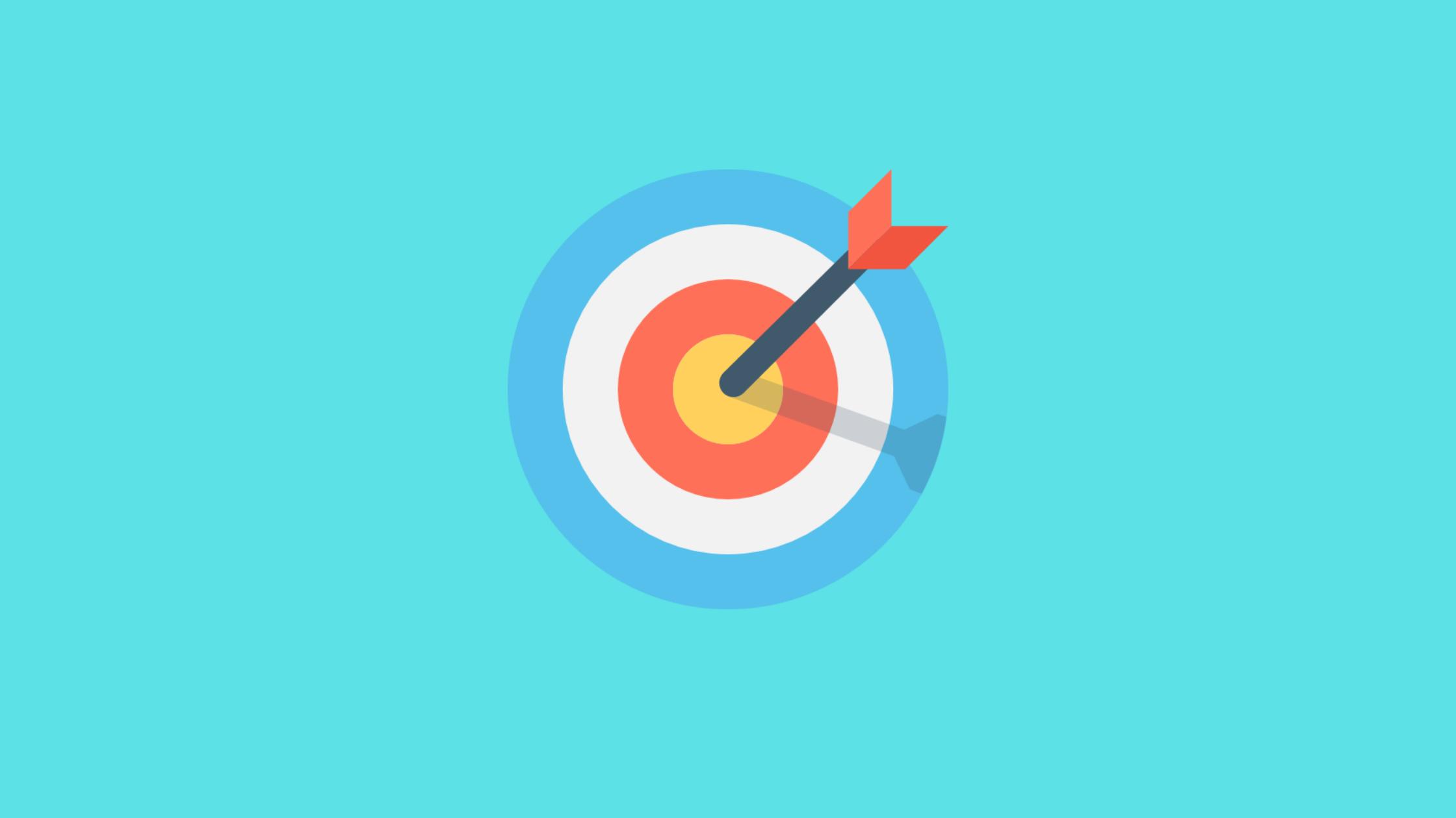 Consecución de objetivos web